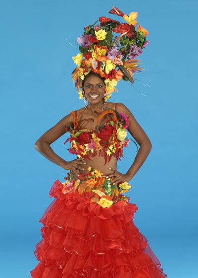 traje tipico de jamaica - group picture, image by tag